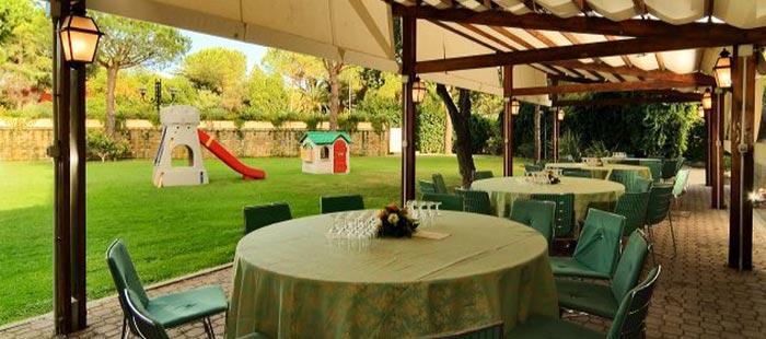 Hotel Aris Garden****