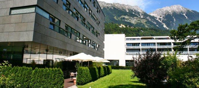 3 tage wellness st dte urlaub austria trend hotel congress for Innsbruck design hotel