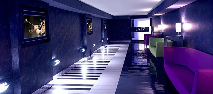 6 tage reise 4 design hotel gio wine jazz perugia for Urlaub designhotel