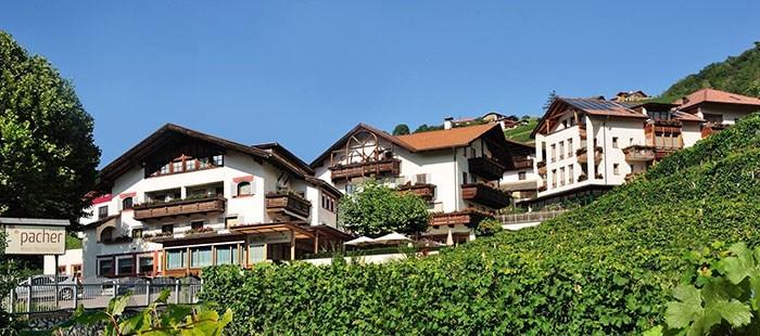 Hotel Restaurant Pacher Brixen