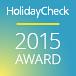 Holidaycheck Award 2015